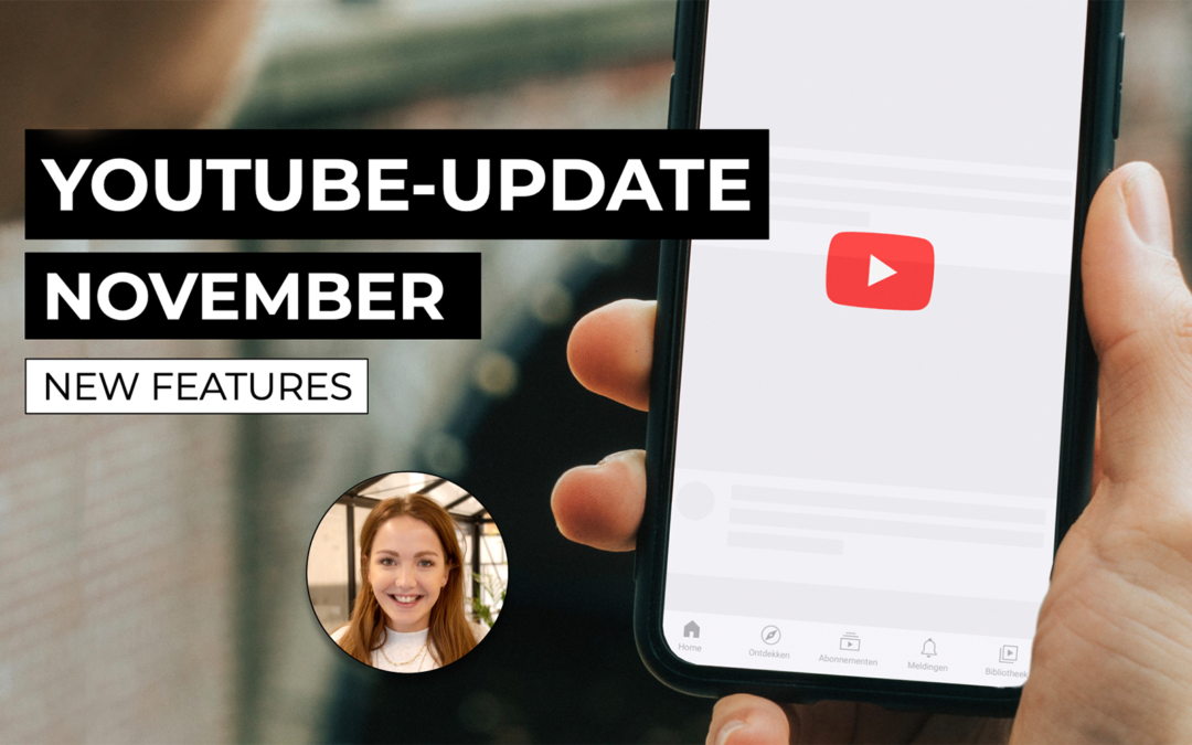 YouTube Update November