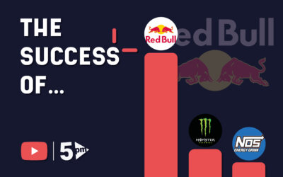 Red Bull: besides market leader, also number one on YouTube